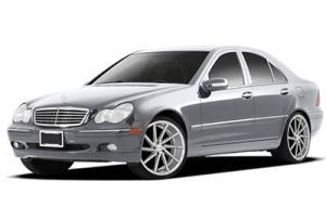 Mercedes С-класс W203 2000 - 2007