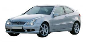 Mercedes-Benz CLC-klasse (2008–2011) Купе
