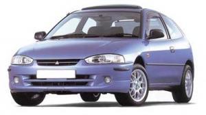 Mitsubishi Colt V (1996-2003) салон