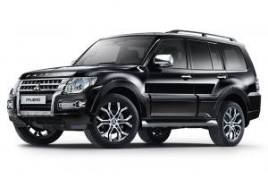 MitsubishiPajero (Montero) IV 2015 - наст. время