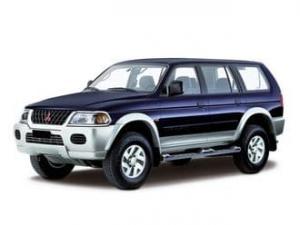 MitsubishiPajero Sport I (Montero Sport) 1998 - 2008
