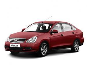 Nissan Almera(G15) 2012 - наст. время