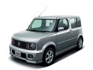 Nissan Cube Cubic II Z11 пр.руль (2004-2008) салон