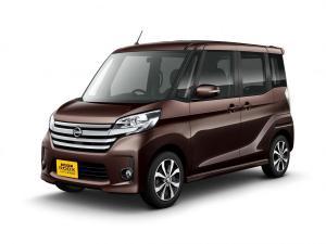 Nissan Dayz Roox I 2014-