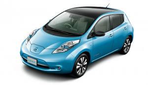Nissan Leaf I (ZE0/AZE0) 2010-2017