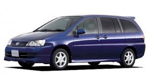 Nissan Liberty I пр.руль (1998-2004) салон