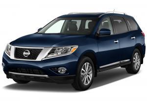 Nissan Pathfinder (R52) 2014 - наст. время (7 мест)