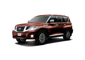 Nissan Patrol (Y62) 7 мест 2010 - наст. время