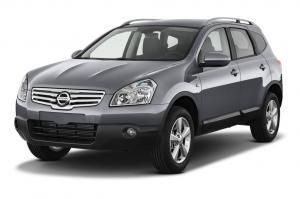 Nissan Qashqai+2 2007 - 2014