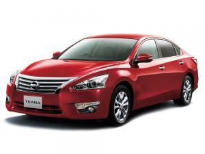 EVA коврики на Nissan Teana L33 2014 - наст. время