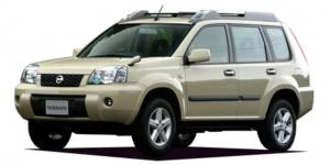 Nissan X-Trail (T30, правый руль) 2001 - 2007
