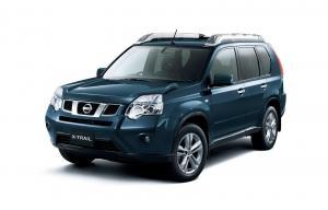 Nissan X-Trail (T31, правый руль) 2007 - 2014