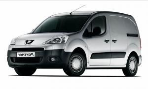 Peugeot Partner II 2008 - наст. время