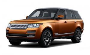 EVA коврики на Range Rover IV 2012 - наст. время