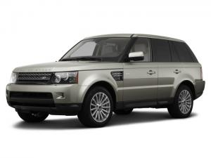 EVA коврики на Range Rover Sport I 2005 - 2013