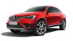 Renault Arcana 2019- наст. время