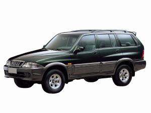 Ssang Yong Musso (Daewoo Musso) 1993 - 2006