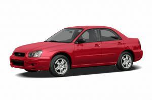 Subaru Impreza II 2000 - 2007