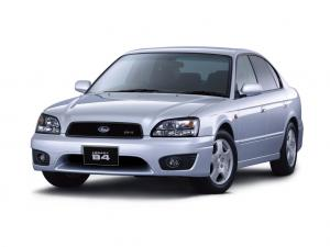 SubaruLegacy III (правый руль) 1998 - 2003