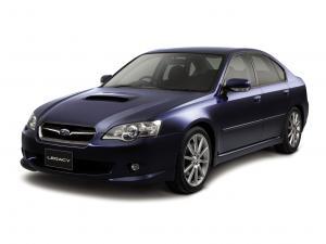SubaruLegacyIV (правый руль) 2003 - 2009