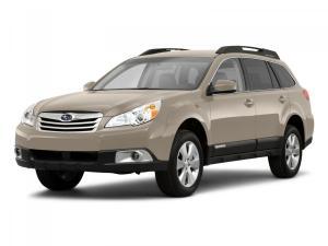 SubaruOutback IV 2009 - 2014