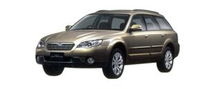 SubaruOutbackIII 2003 - 2009
