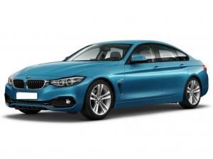 EVA коврики на BMW 4 F3233 (2013->) салон