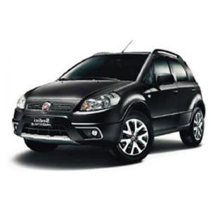 Fiat Sedici (2005-2014) салон