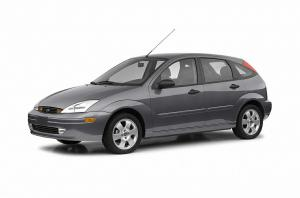 EVA коврики на Ford Focus I америка (1998-2005) салон