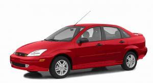 Ford Focus I европа (1998-2005) салон