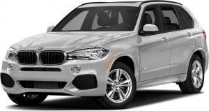 EVA коврики на BMW Х5 (F15)/X6 (F16) 2013 - наст. время