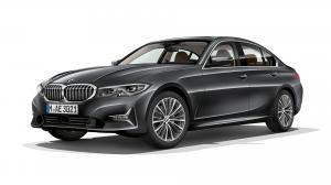 EVA коврики на BMW 3 G20 2018- наст. Время
