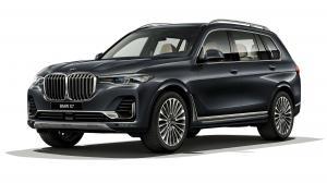 BMW X7 2019- наст.время