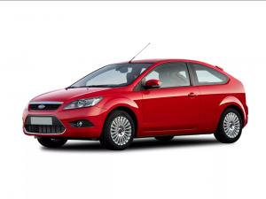 Ford Focus II 2005 - 2010 купэ