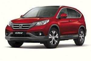 Honda CR-V IV 2012 - 2015
