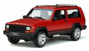 EVA коврики на Jeep Cherokee (XJ) 1984-2001 3 двери