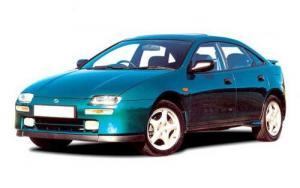 EVA коврики на Mazda 323 V 5D 1994-1998