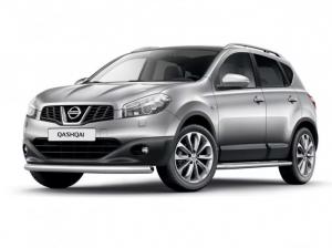 Nissan Qashqai 2007 - 2014 (Cборка Великобритания)