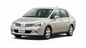 Nissan Tiida (правый руль) 2004 - 2015
