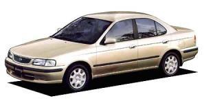 Nissan Sunny (N16, правый руль) 2000 - 2005