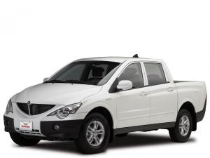 SsangYong Actyon Sports I 2006-2012