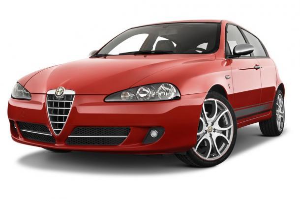 EVA коврики на Alfa Romeo 147 2000-2010