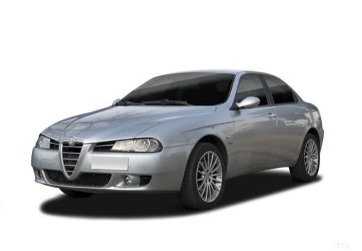 EVA коврики на Alfa Romeo 156 1997-2007