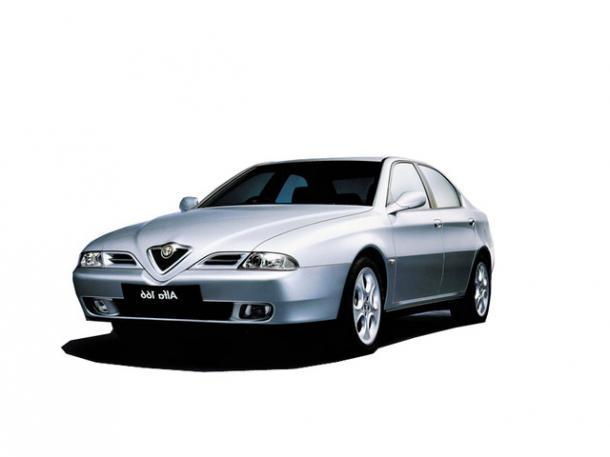 EVA коврики на Alfa Romeo 166 1998-2007