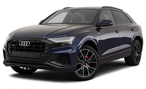 EVA коврики на Audi Q8 2019 - наст.время