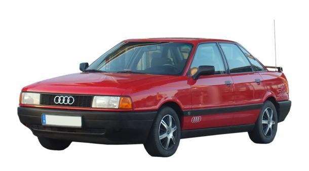 EVA коврики на Audi 80/90 1986 - 1995