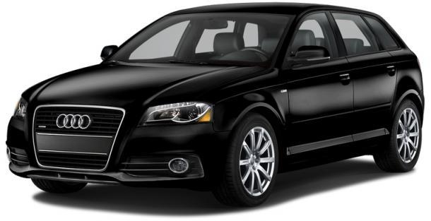 EVA коврики на Audi A3 (8P) II 2003 - 2012
