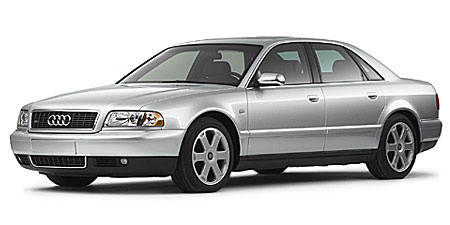 EVA коврики на Audi A8 (D2) 1994 - 2002 Long