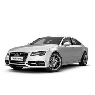 EVA коврики на Audi A7 2010 - 2018