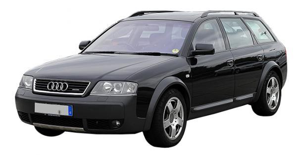 EVA коврики на Audi A6 (С5) Allroad 2000 - 2006